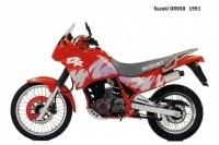 Suzuki DR650 - 1991