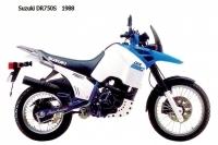 Suzuki DR750S - 1988