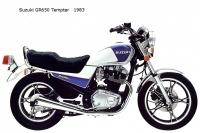 Suzuki GR650 Tempter - 1983