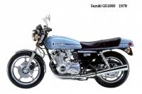 Suzuki GS1000 - 1978