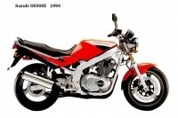 Suzuki GS500E - 1994