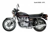 Suzuki GS850 - 1979