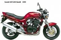 SuzukiGSF1200 Bandit - 1999