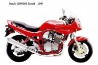 Suzuki GSF600S Bandit - 1997