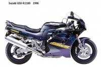 Suzuki GSX R1100 - 1996