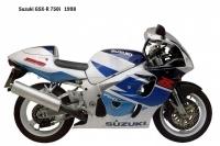Suzuki GSXR750i - 1998