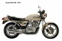 Suzuki GSX1100 - 1979