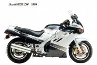 Suzuki GSX1100F - 1989