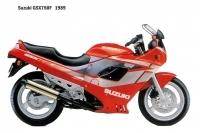 Suzuki GSX750F - 1989