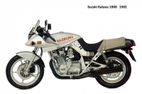 Suzuki Katana 1000 - 1982