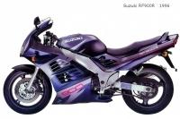 Suzuki RF900R - 1996