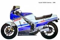 Suzuki RG500 Gamma - 1986