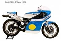 Suzuki RG500 GPRacer - 1975