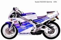 Suzuki RGV250 Gamma - 1991
