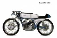 Suzuki RT63 125 - 1963