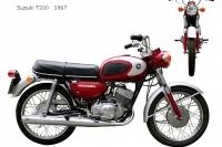 Suzuki T200 - 1967