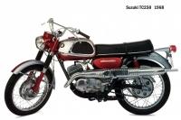Suzuki TC250 - 1968