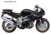 Suzuki TL1000S - 1997