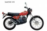Suzuki TS125 - 1971