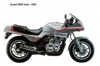 Suzuki XN85Turbo - 1984