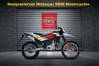 Husqvarna'nın Mirasçısı SWM Motorcycles 2017'de 6,000 Ünite Satmayı Amaçlıyor