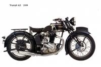 Triumph 6 1 - 1934