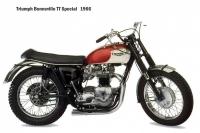 Triumph-Bonneville TT Special - 1966