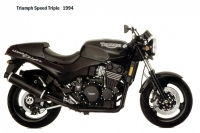 Triumph Speed Triple - 1994
