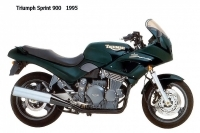 Triumph Sprint900 - 1995