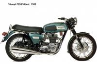 Triumph T150 - 1969
