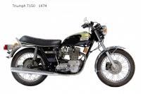 Triumph T150 - 1974