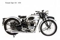 Triumph Tiger100 - 1939