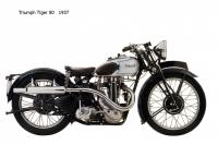 Triumph Tiger80 - 1937