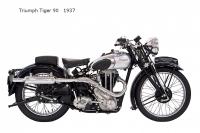 Triumph Tiger90 - 1937