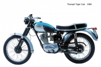 Triumph TigerCub - 1965