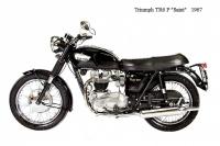 Triumph TR6P Saint - 1967