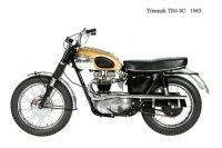 Triumph TR6SC - 1965