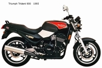 Triumph Trident900 - 1995