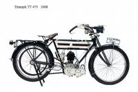 Triumph TT475 - 1908