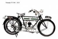 Triumph TT500 - 1913