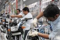 TVS Fabrika Üretim Bantı