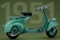Vespa 125 - 1951