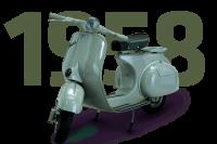 Vespa 125 (VNA2) - 1958