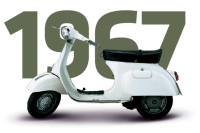 Vespa 125 Primavera - 1967