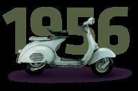 Vespa 150 - 1956