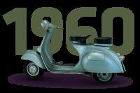 Vespa 150 - 1960
