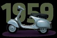 Vespa 150 GS VS5 - 1959