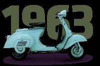Vespa 50 - 1963