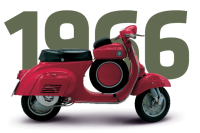 Vespa 90 Super Sprint - 1966