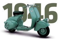 Vespa 98 - 1946